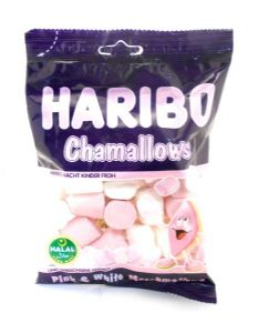 Haribo Chamallows [Marshmallows] [Halal] | Buy Online at the Asian Cookshop